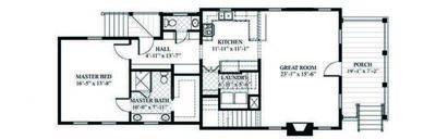 Floorplan Level 1